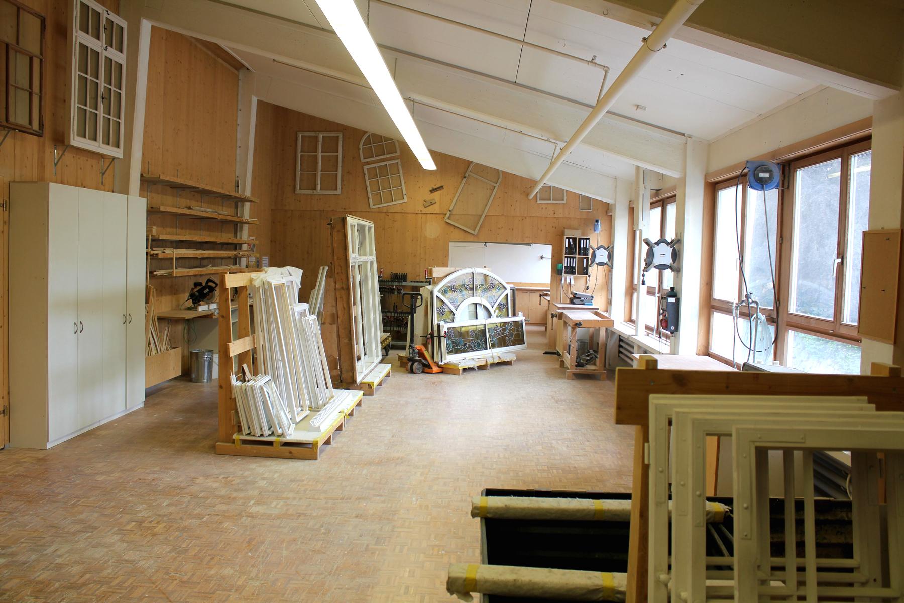 Werkstatt Historfen Historische Fenster Renovieren
