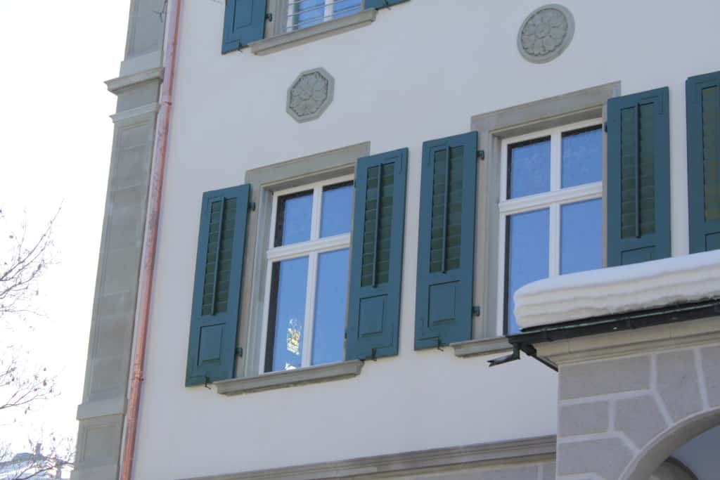ratsaal poststrasse 6 herisau historfen historische fenster renovieren. Black Bedroom Furniture Sets. Home Design Ideas