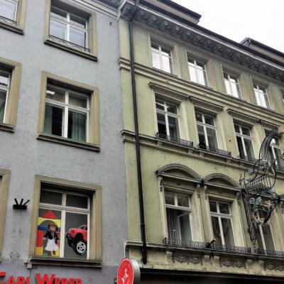 Historfen restaurierung ersatz oder umbau fenstern for Sorell hotel krone